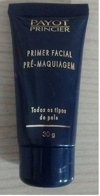 Maquiagem de óculos: Primer Facial Princier, Payot - #PEDAblogBR