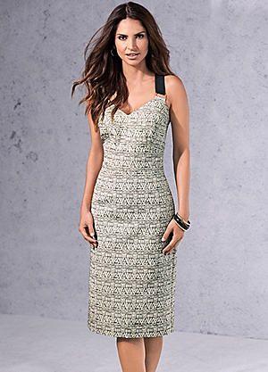 Tailored Sundress #kaleidoscope #fashion #dress
