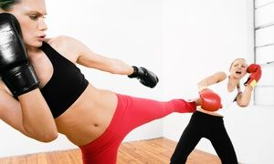 Groupon - 10 or 20 Kickboxing Classes at Stephen's Karate and Kickboxing Center (Up to 80% Off) in Boca Raton Hills. Groupon deal price: $29