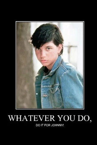 The Outsiders Do it for Johnny