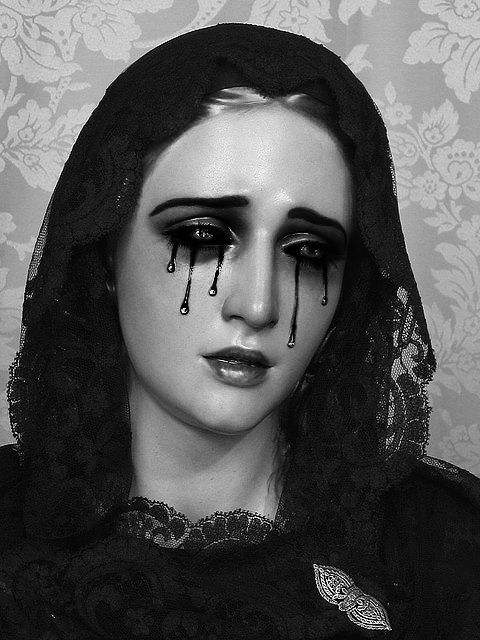 La Llorona. The Crying Woman is the inspiration for the Columbio-Tortugan goddess of death and children. The Mexican answer to Bloody Mary, this ghostly woman wanders by rivers, seeking the children she drowned in a fit of madness after being rejected by the man she loved. Legend has it, she steals children she thinks to be hers and then drowns them when they aren't. Parents of Mexican ancestry use her as a sort of boogieman threat, telling naughty children that La Llorona will come for…