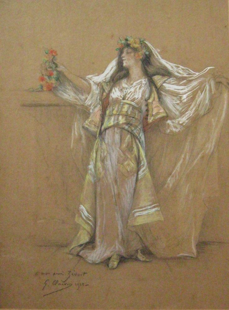 14 best C: Oriental: Clairin images on Pinterest   Painting art ...