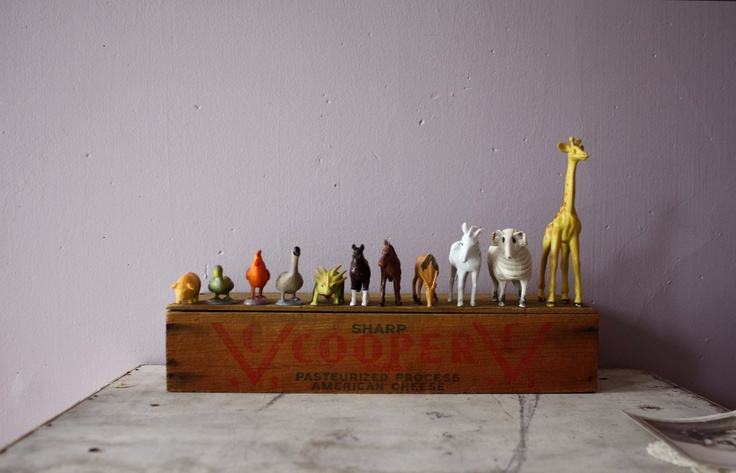 vintage. plastic. animals.: Fake Animal, Animal Green, Animal Collection, Animal Baby, Cute Baby Animals, Plastic Animals, Vintage Plastic, Animal Industrial, Animal Babies
