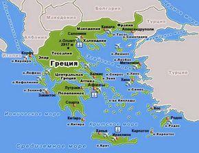 Отдых с детьми в Греции. Курорты и отели Греции для отдыха с детьми.