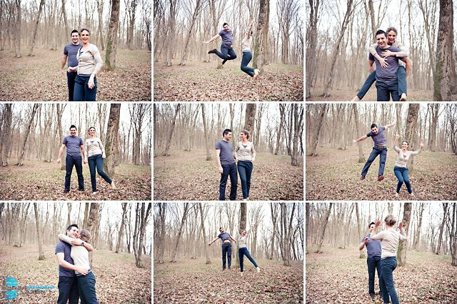 Adrian Lăzău Photography Engagement Foto Session Nico & Florin March 2012