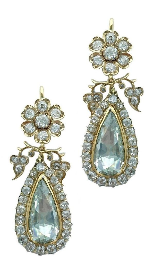 nl rose gifts earring diamond earrings mom blue ice topaz jewelry push in gold with antique rg