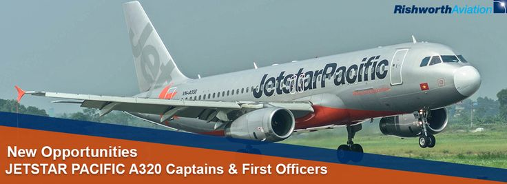 http://ow.ly/UMDWf   Rishworth Aviation are pleased to advise that we are now accepting applications for qualified A320 Captains and First Officers to join Jetstar Pacific, based in Vietnam. This is an excellent opportunity to join the airline during an exciting period of growth.  #RishworthAV #aviation #jobs