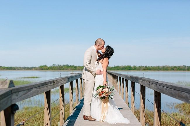 Meghan & James Charleston destination wedding at The Lowndes Grove Plantation River House | Spring inspired wedding featured on The Wedding Row | Photo Riverland Studios Photography