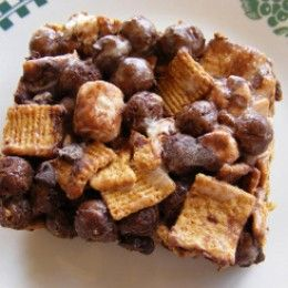 S'More's! No BakeEating Desserts, Smores Bar, S'More Bar, Girls Generation, S'Mores Bar, Sweets Treats, S More, Kitchens Girls, Rice Crispy Treats