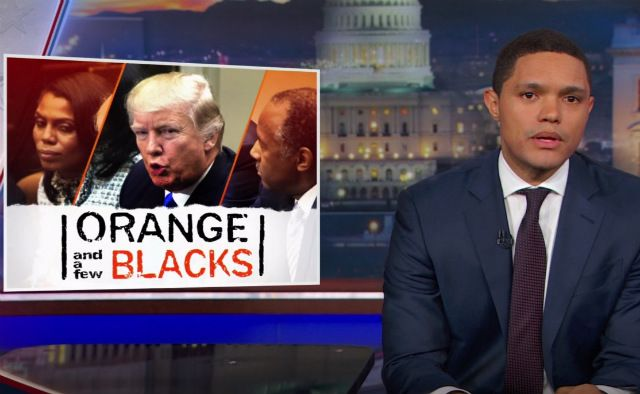 Video: Late Night Comedians Read Between The Lines Of Trump's Black History Month Speech