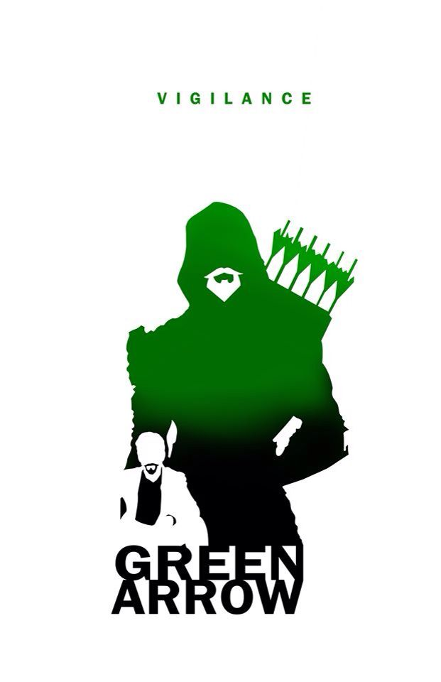 Green Arrow - Vigilance by Steve Garcia