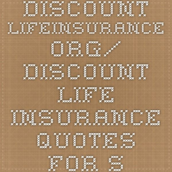 discount-lifeinsurance.org/   Discount Life Insurance Quotes for Senior Citizens
