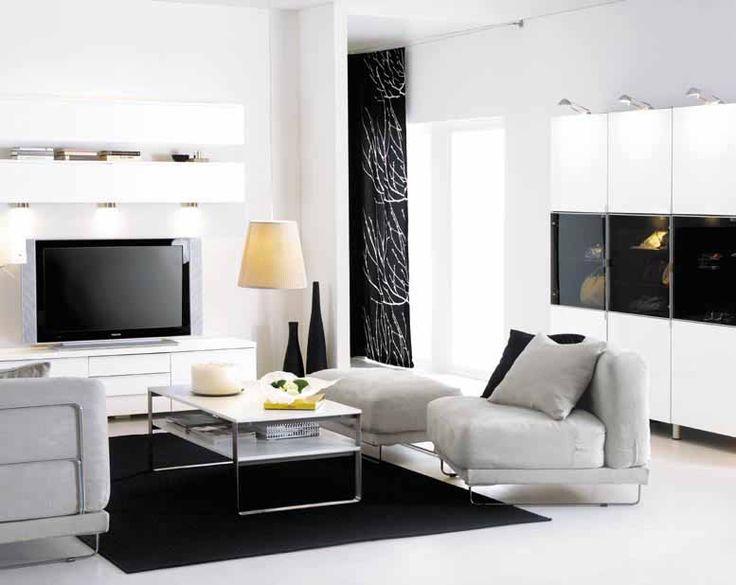 Die besten 25+ Ikea teppich schwarz weiß Ideen auf Pinterest - deko schwarz wei wohnzimmer