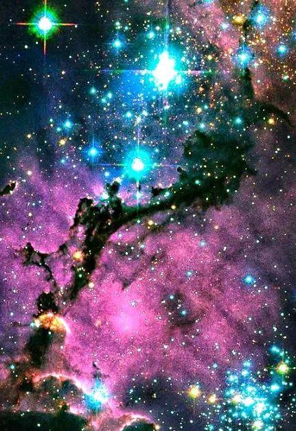 UNIVERSE 1689 NEBULA