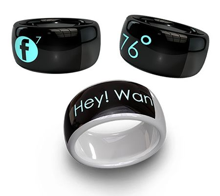 Smart Ring - A gift for geeks! #myuntangledholidays
