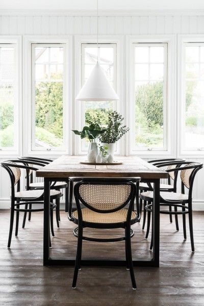 35 Best I N T E R I Or S Dining Rooms Images On