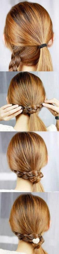 braid-pony