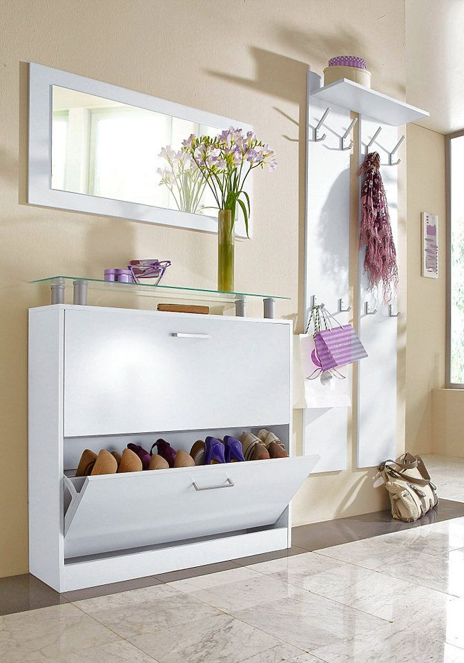 Garderoben Set Asti 2 Tlg Made In Germany Online Kaufen