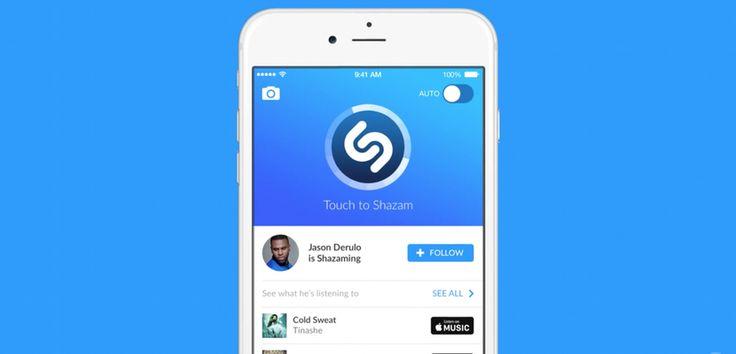 Ver Shazam se actualiza para que añadamos canciones directamente a nuestras listas de Spotify