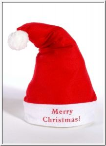 """Strickparadies -#Weihnachtsmannmütze #""""Merry Christmas"""""""