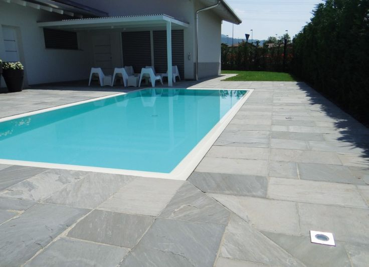 19 best Dallages images on Pinterest Paving slabs, Natural stones - pierre de dallage exterieur