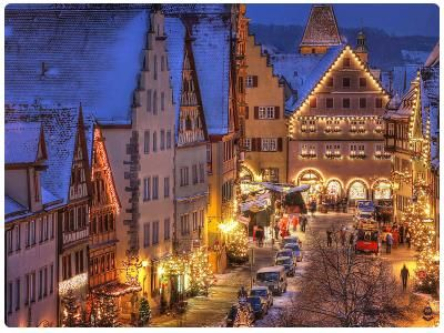 Natale a Rothenburg - Mercatini di Natale a Rothenburg
