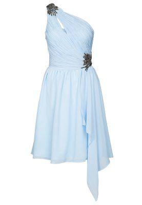 Cocktaildress - light blue, romantic