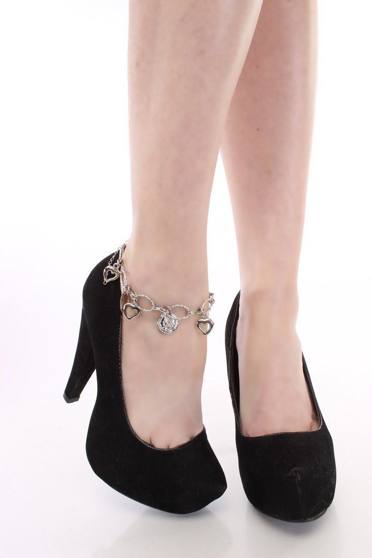 tiny tattoo cool charms with pin anklet ankle tats bracelets bracelet idea