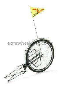 Single Wheel Trailer!