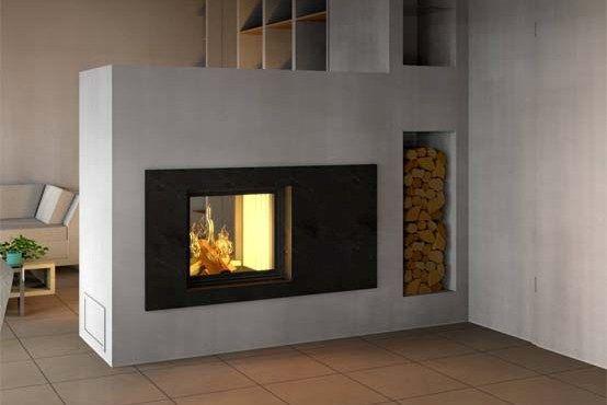 die besten 25 tunnelkamin ideen auf pinterest schwarzer kamin moderne kamine und innenraum. Black Bedroom Furniture Sets. Home Design Ideas