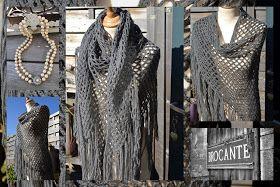 gratis patroon nederlands sjaal shawl crochet