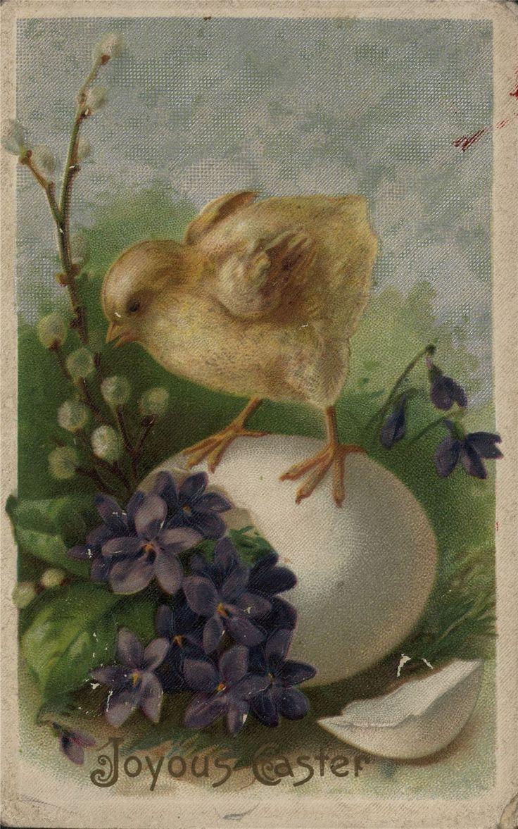 https://flic.kr/p/e5Camf | Vintage Easter Postcard | Facebook | Flickr | Tumblr | Twitter | Website