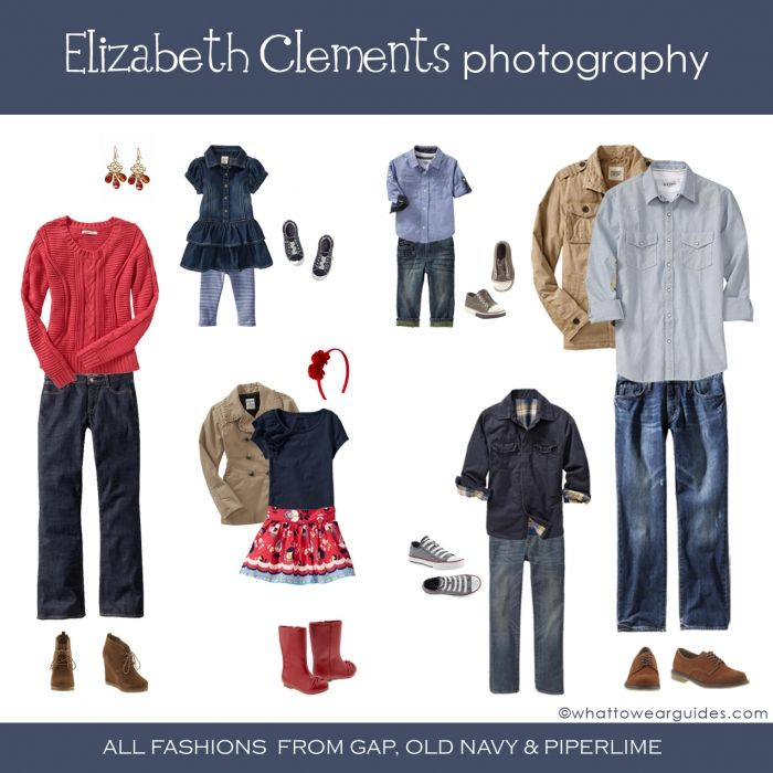 family picture outfit ideas | Winter family outfit ideas » Elizabeth Clements Photography