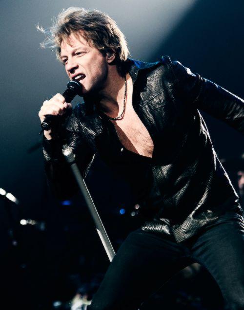 Jon Bon Jovi!!