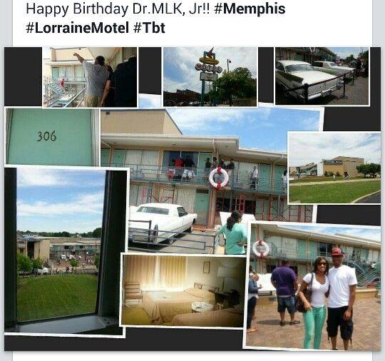 Lorraine Hotel in Memphis, TN  MLK Historic Site/MLK Shooting