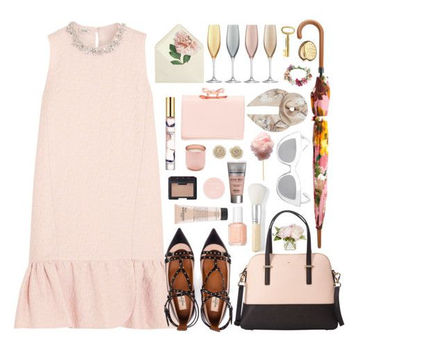 """Garden Party"" by amadewi on Polyvore"