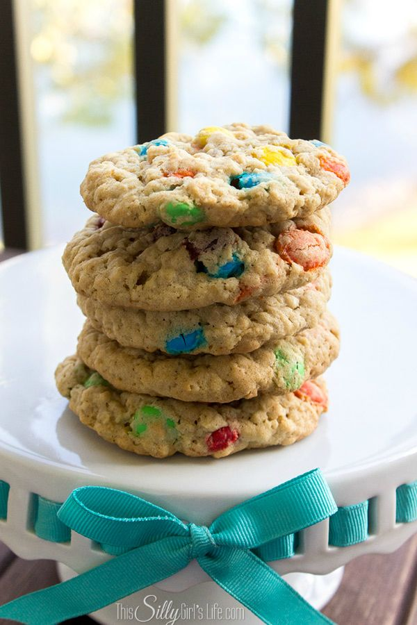 Oatmeal Cookies recipe. Some of the best cookies you'll ever eat ...