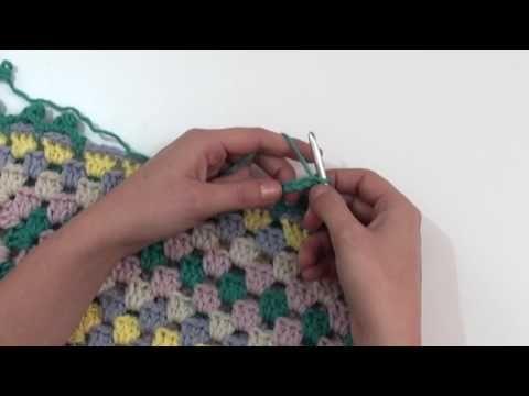 Kruidvat - Kinderponcho haken - YouTube