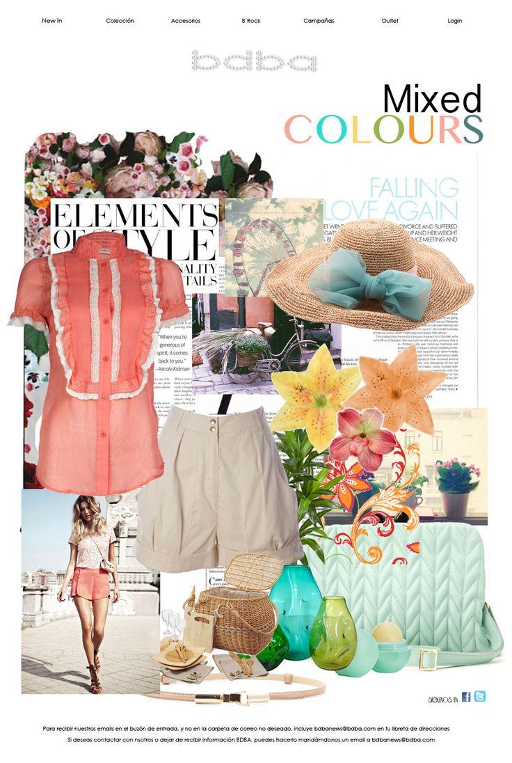 Summer blossom: Colour, Fashion, Clothes, Spring, Passion, Blossoms