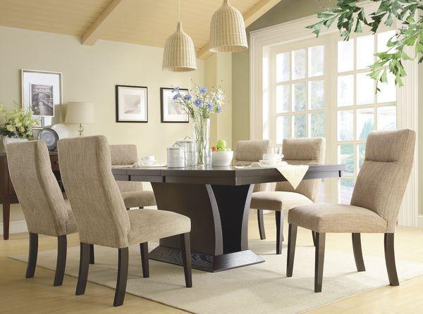 32 besten dining room decor bilder auf pinterest, Esstisch ideennn