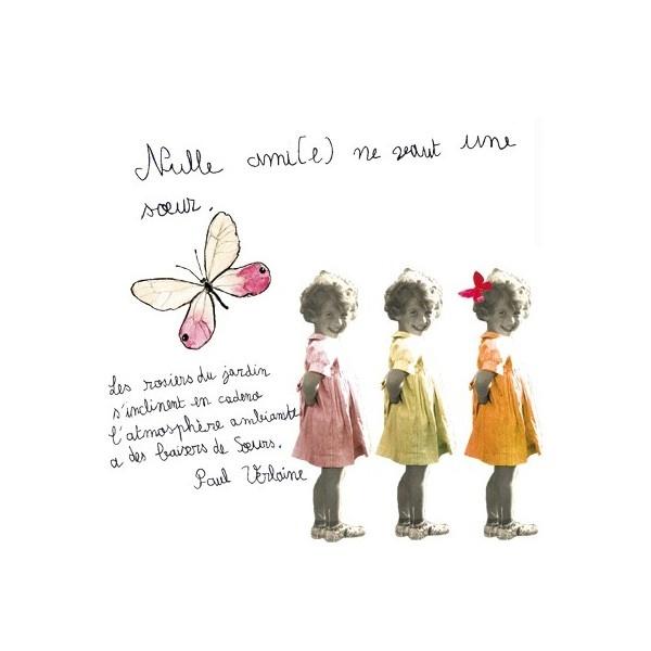 """""""my sister"""" - Zoé de Las Cases"""