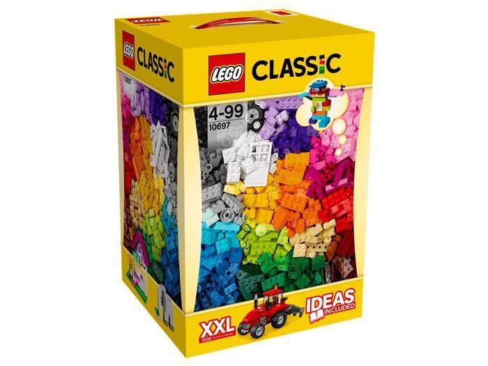 Klocki LEGO Classic Wielka Wieża XXL 10697 - od 359,99 zł, porównanie cen w 1 sklepach. Zobacz inne Klocki, najtańsze i najlepsze oferty, opinie.