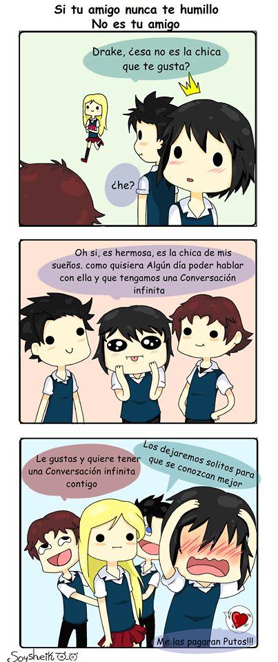 Soysheik | Amigos: