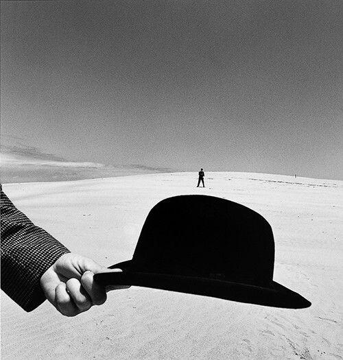 植田正治 「砂丘モード」より 1983年
