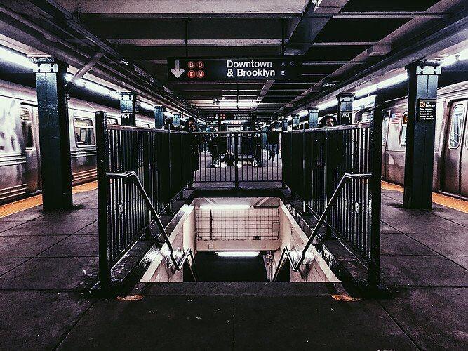 Station Symmetry by Tyler Gustin