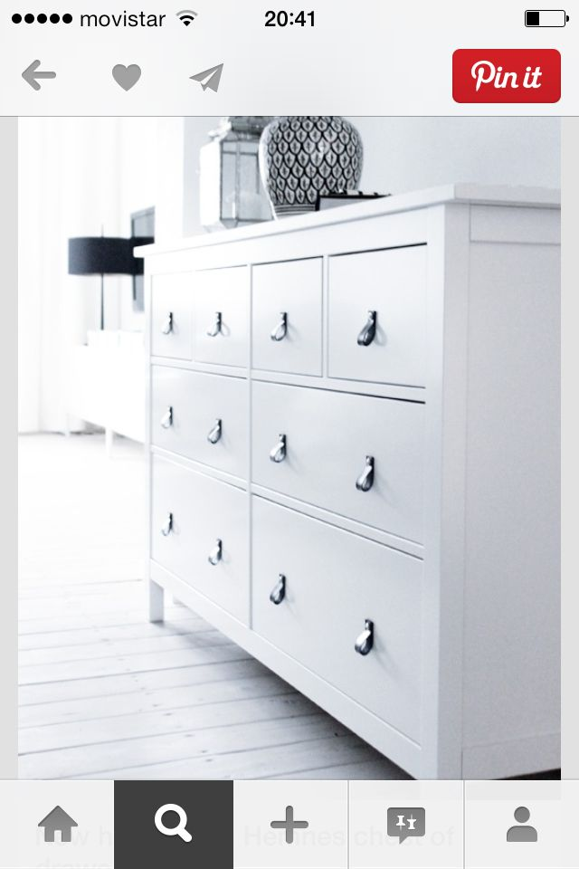 17 best images about ikea loved on pinterest shelves - Comoda hemnes ikea ...