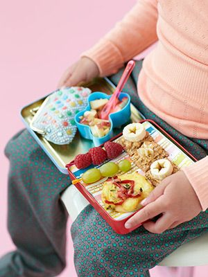 Minipizzaer til madpakke