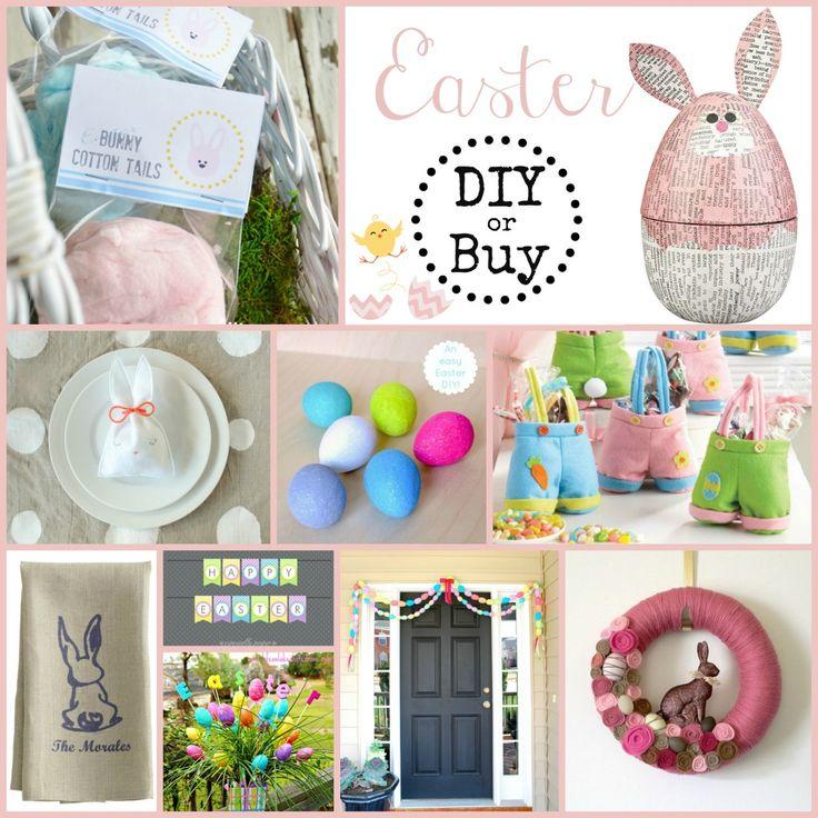Easter DIY or Buy