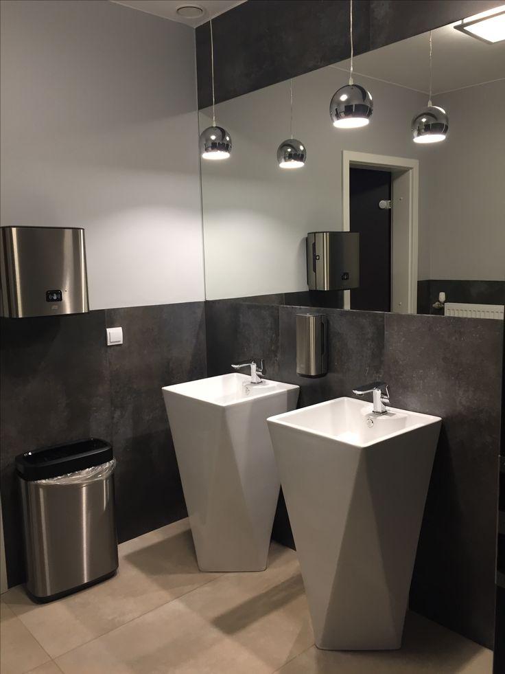 17 best images about office restroom design on pinterest for Office restroom design