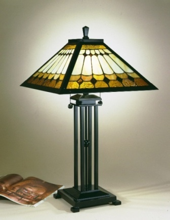 Fairfield Craftsman Transforms Old Objects Into Unique Lamps
